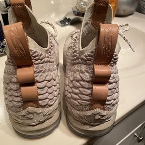 """Lebron 15s """"ghost"""""""